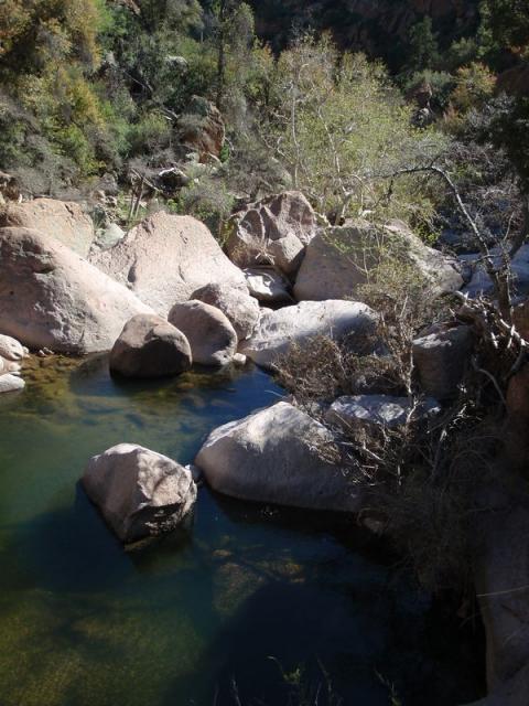 Gaan Canyon 008