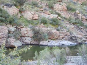 Upper Gaan Canyon